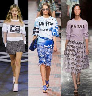 Những xu hướng thời trang nổi bật của phái đẹp