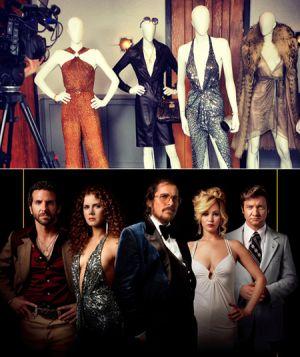 Những mẫu thiết kế trang phục xuất sắc tranh Oscar danh giá
