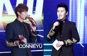 """Phan Anh mặc vest """"nhái"""" như Lee Min Ho"""