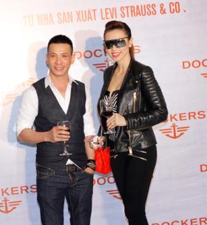 Thương hiệu thời trang Dockers đã có mặt tại Việt Nam thu hút