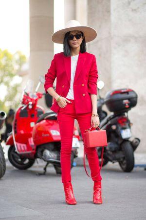 4 xu hướng thời trang khuynh đảo đường phố