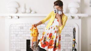 Làm sạch không khó 8 ngóc ngách trong nhà