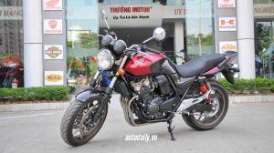 Khám phá Honda CB400 2015 bản đặc biệt tại Hà Nội