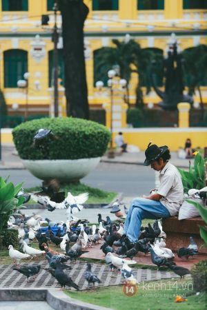 Những hình ảnh nhỏ xinh nhìn là nhớ ngay đến Sài Gòn!
