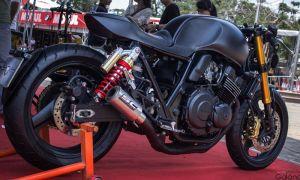 Honda CB400 độ Cafe Racer phong cách mới