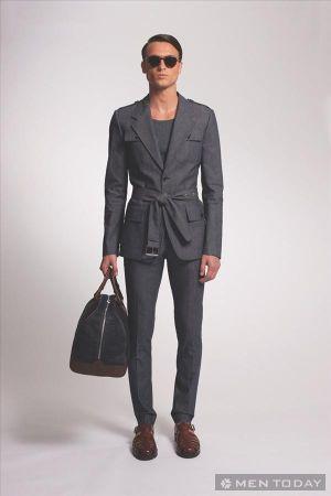 Thời trang nam từ Michael Kors tự tin