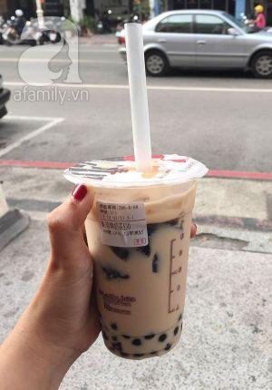 Thưởng thức những món trà sữa lừng danh châu Á
