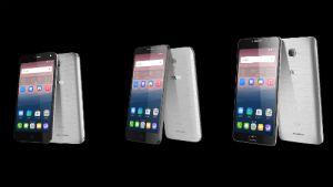 Bộ ba điện thoại Alcatel Pop chụp ảnh selfie 'giá cả phải chăng'