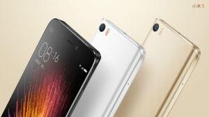 Mi 5 màn hình 5,2 inch, camera 16 'chấm' của Xiaomi