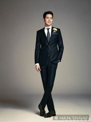Mỹ nam Jo In Sung lịch lãm với trang phục từ Parkland