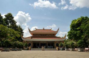 Những ngôi chùa nổi tiếng ở Sài Thành