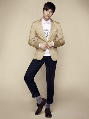 Những Style thời trang nam Hàn mạnh mẽ