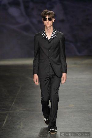Phong cách thời trang nam xuân hè của Topman Design