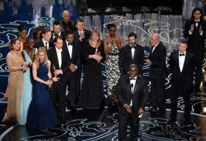 Thời trang Bow tie lên ngôi tại lễ trao giải Oscar đẳng cấp