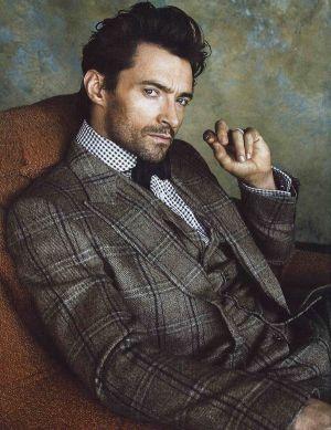"""Thời trang Hugh Jackman – """"Sói hoang"""" lịch lãm cho chàng"""