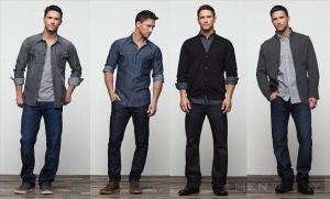 Bí quyết chọn quần jeans phù hợp phong cách các chàng