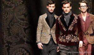 Những chiếc áo cổ sam đầy ma lực cho quý ông