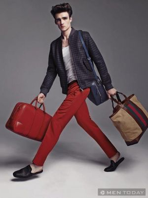 Những mẫu túi cực chất cho chàng mùa hè