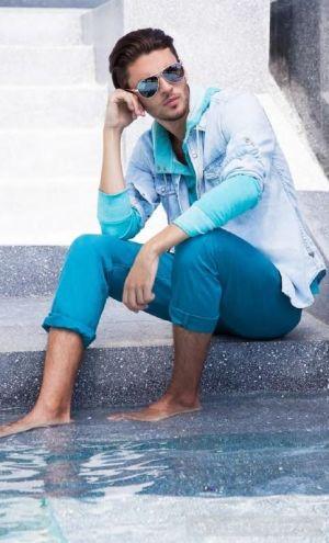 Phong cách với BST thời trang nam Xuân hè