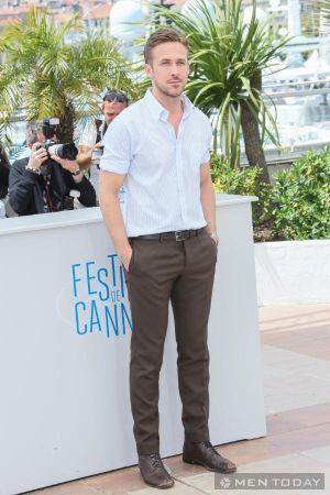 Quý ông phong cách tại LHP Cannes mạnh mẽ