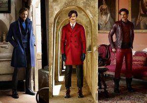 Thời trang áo khoác cực chất cho chàng mùa đông ấm áp