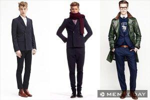 Thời trang mà các chàng nên giữ lại trong năm