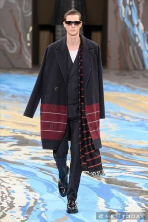 Thời trang nam thu đông của Louis Vuitton | PFW tự tin