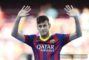 Thời trang tóc sành điệu của Neymar cực hot