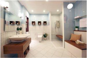 10 mẫu phòng tắm đẹp đa phong cách