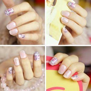 15 mẫu móng tay nail hoạt hình đẹp dễ thương cho bạn gái cá tính