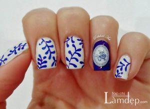 19 mẫu móng tay nail đẹp họa tiết ngẫu hứng ấn tượng cho nàng dạo phố tự tin
