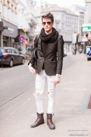 3 cách mix quần trouser và blazer
