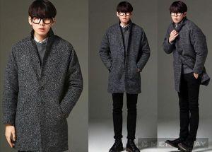 30 Áo khoác len nam dáng dài tuyệt đẹp cho mùa đông này