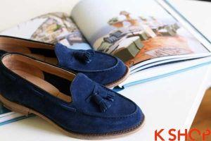 5 Kiểu giày nam đẹp phong cách Hàn Quốc tiện dụng đẳng cấp tự tin