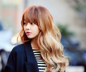 5 màu tóc nhuộm đẹp phong cách hàn quốc độc đáo