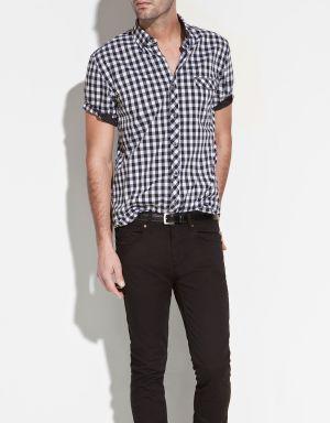 6 mẫu áo sơ mi nam cho chàng phong cách thời trang