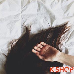 7 Cách giữ nếp tóc đẹp đơn giản khi ngủ mà các cô nàng đáng yêu