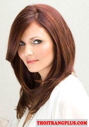 7 Kiểu tóc cho cô nàng khuôn mặt dài thon gọn cá tính