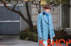 Áo khoác nam dạ dáng dài Hàn Quốc đông ấm áp không lạnh