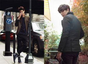 Áo khoác nam màu sắc đẹp thu đông cá tính năng động không lạnh