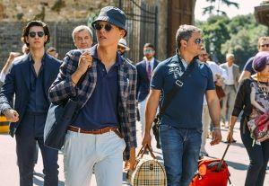 Áo vest nam sành điệu cho các quý ông xuống phố hè 2016