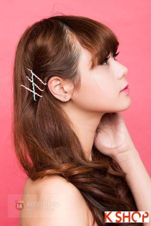 BST tóc đẹp bằng kẹp tăm đơn giản dễ làm tại nhà cho bạn