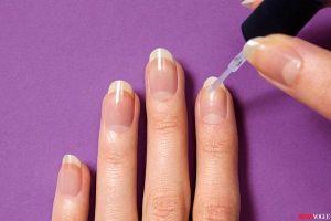 Cách làm móng tay nail họa tiết môi xinh đẹp ngọt ngào tự tin