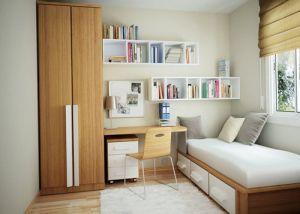 Cách xếp ngăn nắp cho những căn phòng nhiều đồ bề bộn