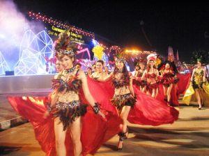 Carnaval Hạ Long 2016 không tổ chức diễu hành xe mô hình
