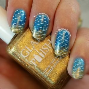 Kiểu vẽ móng tay nail đẹp nghệ thuật cho nàng yêu môi trường tự tin