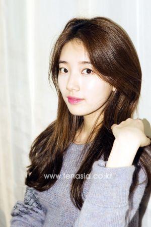 Mẫu Tóc tỉa layer đẹp giống Suzy được các hotgirl Hàn Quốc yêu thích