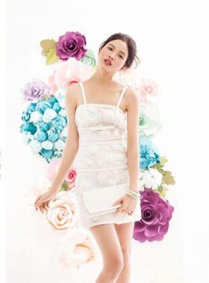 Người mẫu Chà Mi trở thành gương mặt đại diện của VIFW 2016