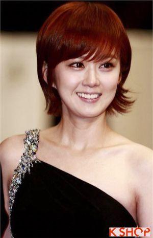 Những kiểu tóc Hàn Quốc cực dễ thương cho cô nàng cá tính