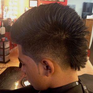 Những kiểu tóc nam Mohawk đẹp xu hướng thời trang năm nay
